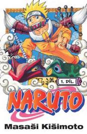 Naruto: obálka