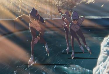 Takuya - ice skating