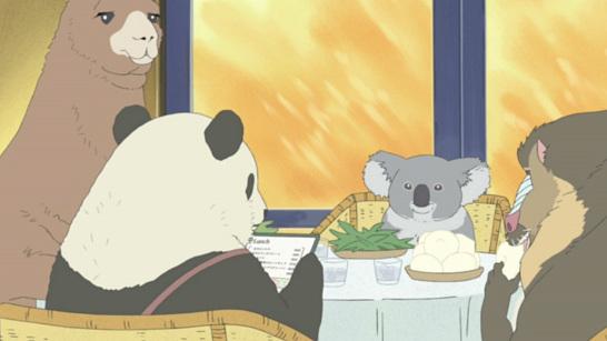Shirokuma Café - Dinner