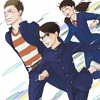 Sakamichi no Apollon - Manga Trio