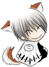 Lišák Ichimaru - karikatura