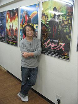 Anime Director Mamoru Oshii
