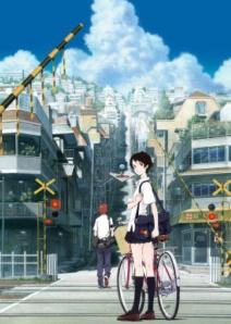 Toki wo Kakeru Shoujo - Poster