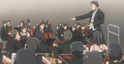 Nodame Cantabile - Chiaki Conducting