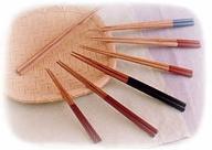 Několik párů hůlek