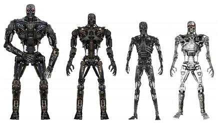 Terminator Salvation Models