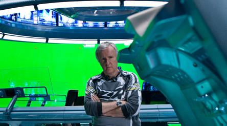 Cameron - Avatar Green Screen Serenade