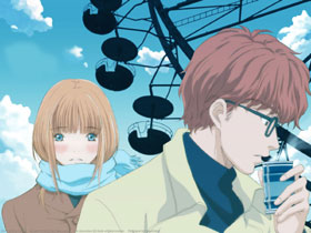 Honey and Clover - Yamada a Mayama